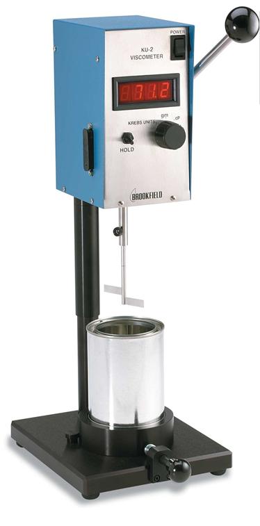 máy đo độ nhớt sơn KU2